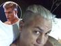 Após críticas, Popó muda visual de novo e se compara a Dolph Lundgren