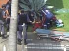 Briga entre moradores de rua deixa um ferido em Manaus; veja vídeo