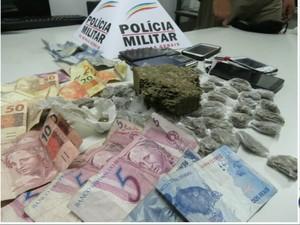 Em Poços de Caldas polícia registrou mais de 220 ocorrências envolvendo menores (Foto: Reprodução EPTV)