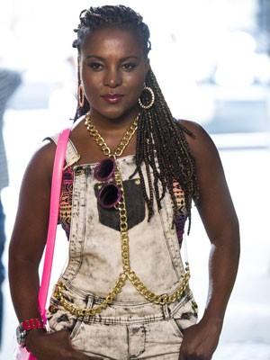 Karin Hills interpretará Zulma, em Sexo e as Negas (Foto: Estevam Avellar / TV Globo)