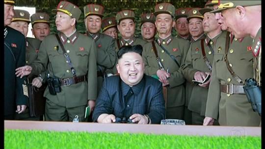 EUA querem que Coreia do Norte volte ao 'caminho do diálogo'