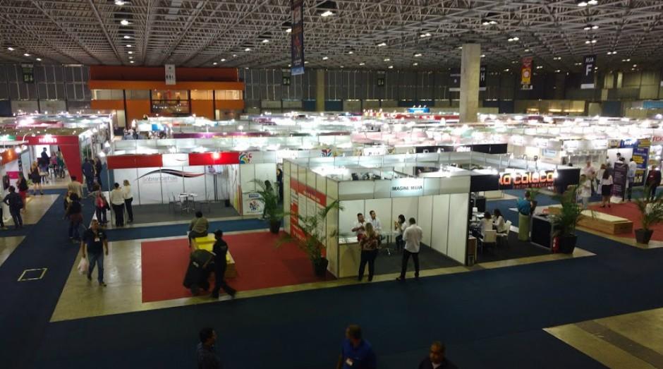 A Expo Franchising ABF Rio 2016 ocorre até sábado. Saiba que cuidados ter ao escolher o negócio ideal (Foto: Adriano Lira)