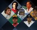 Hamilton, Vettel e Alonso entre os maiores da F-1? Pesquisa aponta top 12