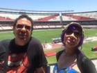 Casagrande conta sobre viagem com Baby do Brasil: 'Dormimos separados'