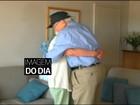 Casal separado na 2ª Guerra Mundial se reencontra