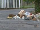 Falta de coleta de lixo gera transtornos em ruas de São José do Rio Pardo, SP