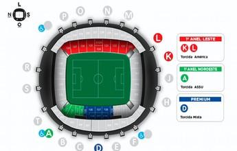 América-RN faz promoção e baixa preço dos ingressos para jogo decisivo