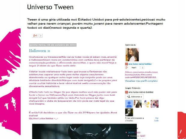 blog ana luiza uberlândia (Foto: Reprodução/internet)