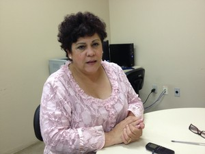 Sueli Pini, desembargadora do TJAP  (Foto: John Pacheco/G1)