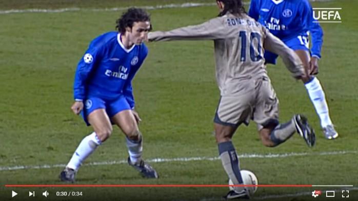 Ronaldinho Barcelona blog