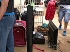 Polícia prende suspeito de chefiar quadrilha de roubo a ônibus, em GO