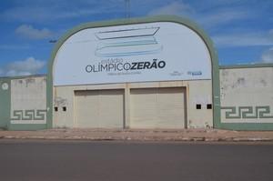 Estádio Olímpico Zerão; Amapá; Futebol  (Foto: Jéssica Alves/G1-AP)