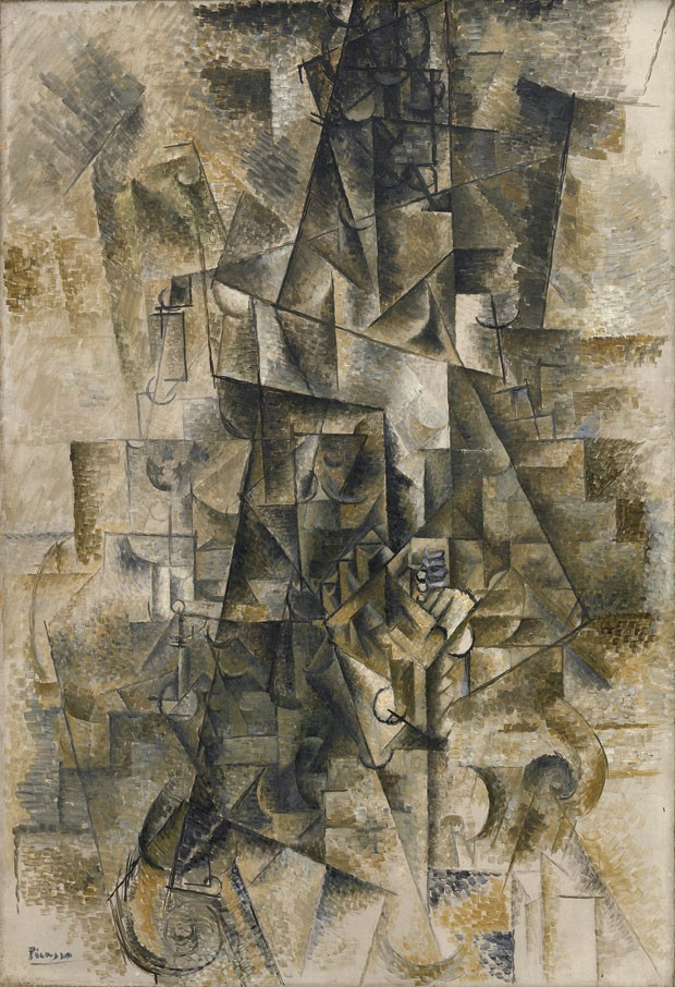 (Foto: © 2012 Estate of Pablo Picasso/Artists Rights Society (ARS), New York / Foto: Kristopher McKay © The Solomon R. Guggenheim Foundation, New York)