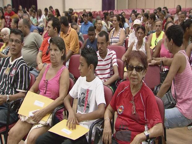 Famílias serão beneficiadas com unidades de moradia (Foto: Reprodução / Tv Tribuna)