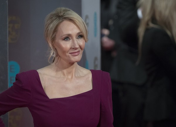 A escritora J.K. Rowling, criadora da saga Harry Potter (Foto: Getty Images)