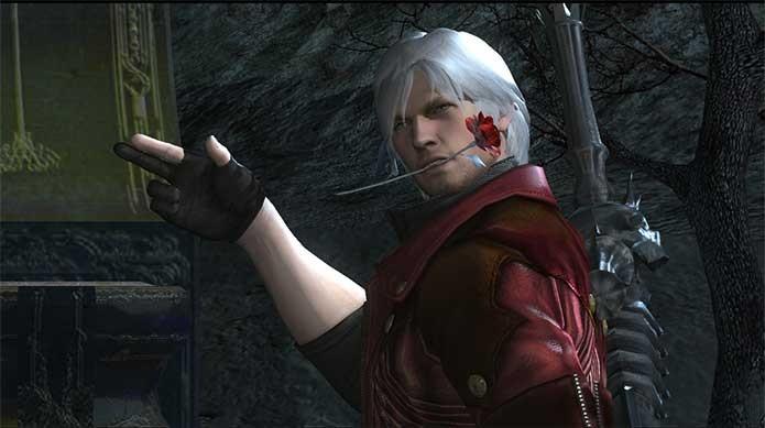 Dante de Devil May Cry (Foto: Divulgação/Capcom)
