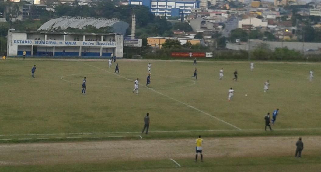 0 a 0 (Guilherme Borges/Comunicação União Mogi FC)