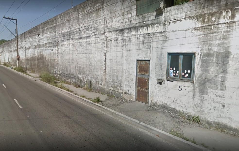 No fim de semana, seis menores fugiram da Fundação Casa em Guarujá, SP (Foto: Reprodução/Google)