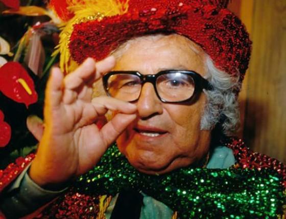 Chacrinha faria 100 anos em setembro e ganhará um especial em sua homenagem na Globo (Foto: arquivo)