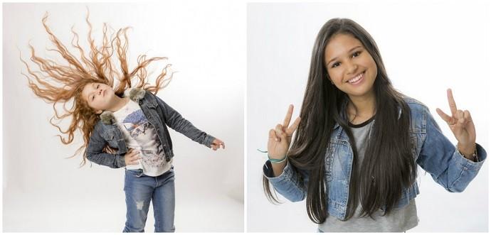 Nossas estrelas do 'The Voice Kids' participarão do programa (Foto: Divulgação/Globo)
