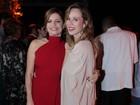 Mariana Ximenes, Deborah Bloch e mais famosos vão a festa no Rio