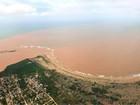 Marinha coloca relatório da lama do Rio Doce sob sigilo por 5 anos