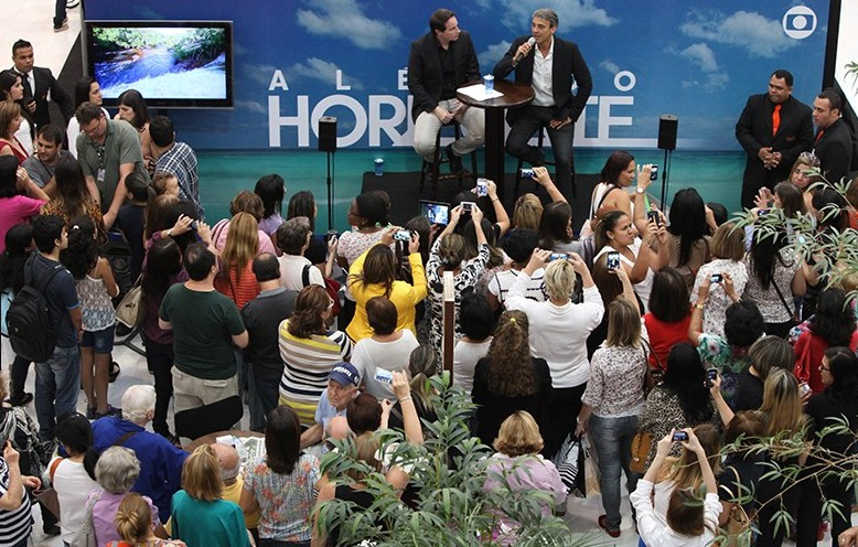 Além do Horizonte (Foto: José Luiz Borges)