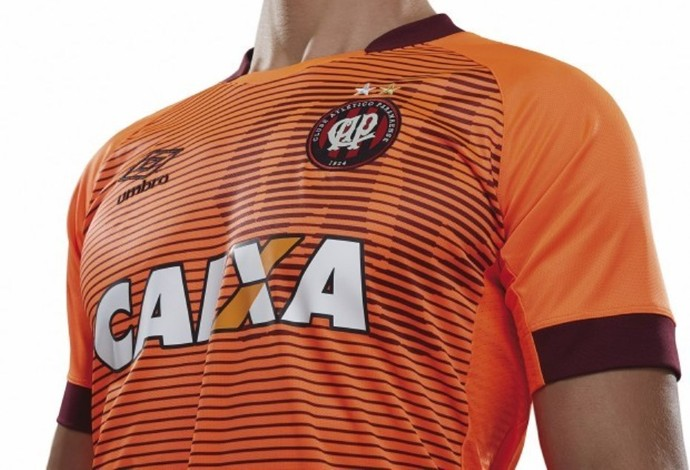 Atlético-PR (Foto: Site oficial do Atlético-PR/Divulgação)