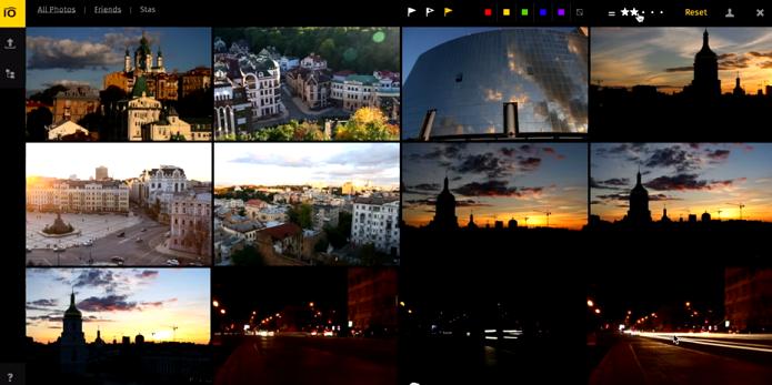 Pics.io é um gerenciador de fotos online (Foto: Reprodução/Pics.io)