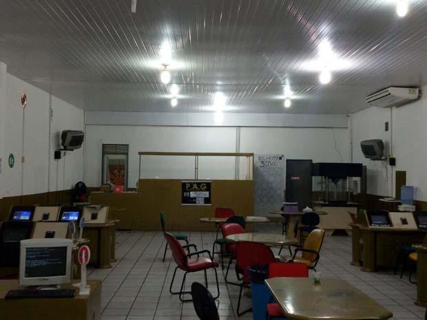 Bingo utilizava licença falsa para burlar fiscalização (Foto: Divulgação/Polícia Civil do RN)