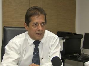 Secretário da Segurança do Ceará vai lançar o programa Cinturão Vermelho (Foto: TV Verdes Mares/Reprodução)