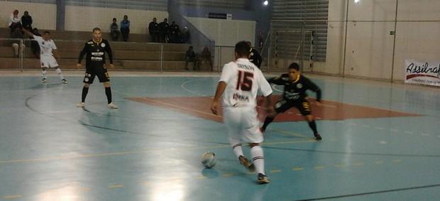 Mogi das Cruzes x Pulo do Gato - Copa Federação de Futsal (Foto: Petterson Rodrigues)