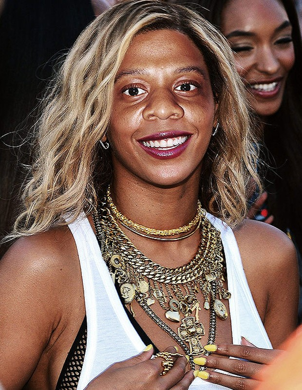 Beyoncé e Jay Z (Foto: Reprodução/The Sun)