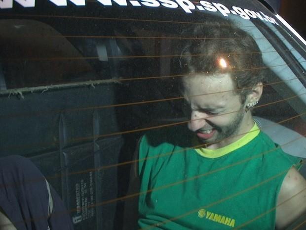Homem de 24 anos é suspeito de matar a mulher e a filha de 1 ano e 8 meses em Limeira (Foto: Lucas Claro/Rapidonoar.com)