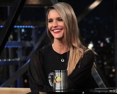 Fernanda Lima comenta que filhos já fazem perguntas de sexo (Marcos Mazini/Gshow)