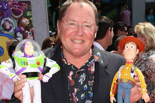 John Lasseter (Foto: Getty Images)