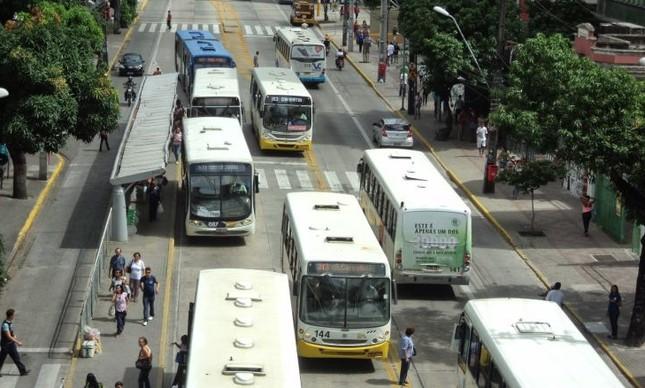 Transporte público (Foto: Arquivo Google)