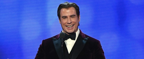 JOHN TRAVOLTA (Foto: Getty Images)