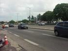 Acidentes graves nas BRs do CE têm queda de 33% no Carnaval (Gioras Xerez/G1 Ceará)