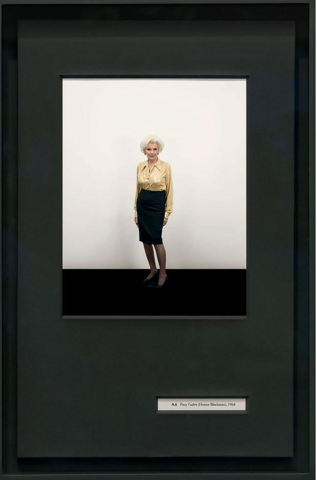 Exposição da artista americana Taryn Simon (Foto: Taryn Simon / cortesia Gagosian )