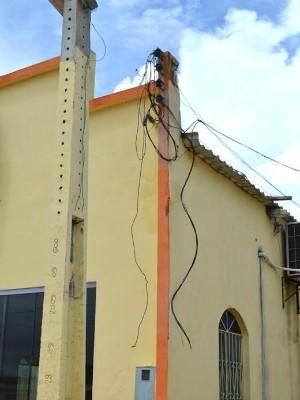 Uma das ligações foi regularizada e outras duas foram cortadas (Foto: Divulgação/Eletrobras)