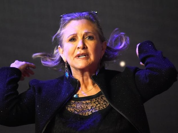 Carrie Fisher (Foto: Reuters)
