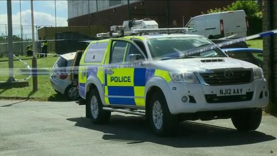 Atropelamento deixa feridos em Newcastle, na Inglaterra