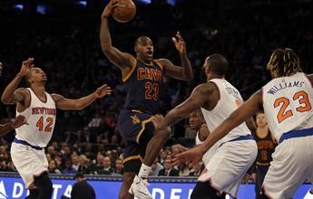 SporTV mostra Cavaliers x Wizards e muito mais nesta terça-feira. Confira!