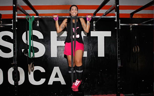 Amanda Djehdian (Foto: Celso Tavares / EGO)