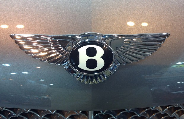 Logo Bentley (Foto: Road Over/Flickr)
