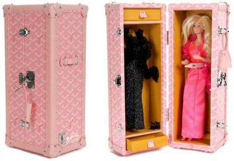 Goyard x Barbie x Colette (Foto: Divulgação)