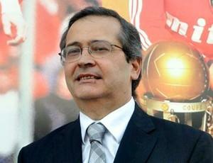 Javier Cantero presidente Independiente (Foto: Reprodução)