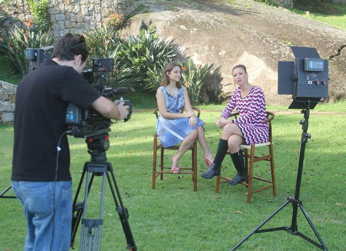 Mistura com Camille Reis (Foto: RBS TV/Divulgação)