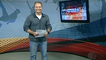 Íntegra do Esporte D desta segunda-feira, dia 02/05